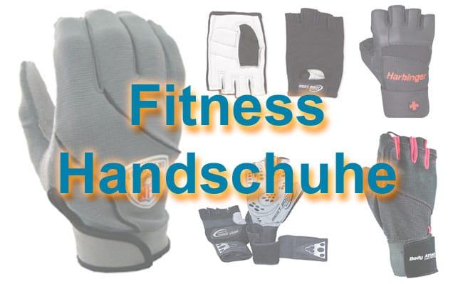 Fitness Handschuhe - Die besten Trainingshandschuhe