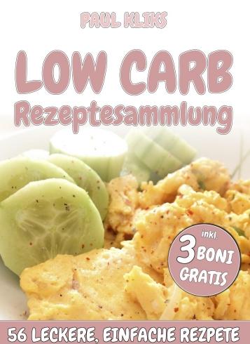 Fitnessprogramme - Low Carb Rezepte Sammlung
