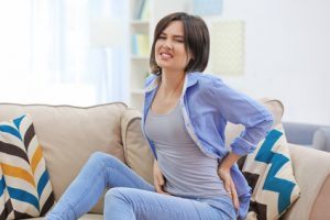 Rueckenschmerzen unterer Rücken