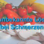 Rückenschmerzen Ernährung – Die unbekannte Lösung bei Schmerzen