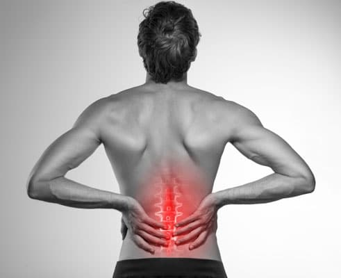 Rückenschmerzen was tun