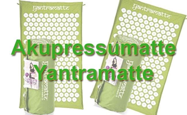 Akupressurmatte - Yantramatte