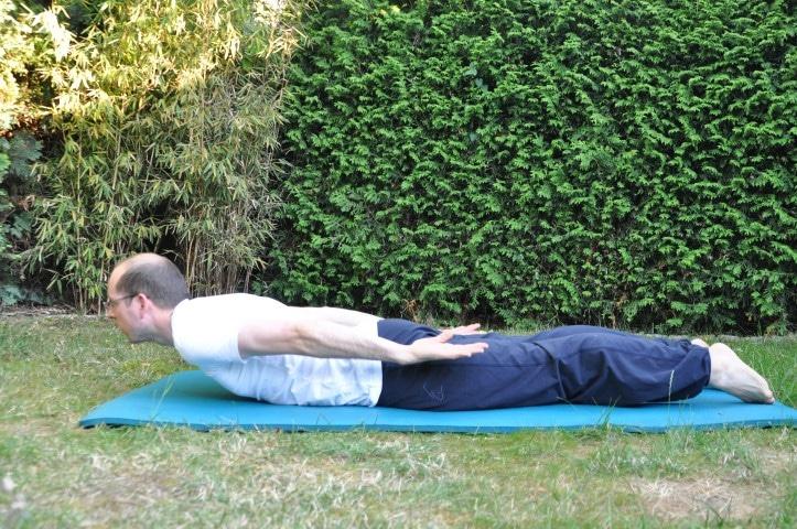 Rückenschmerzen mitte Rumpfheber