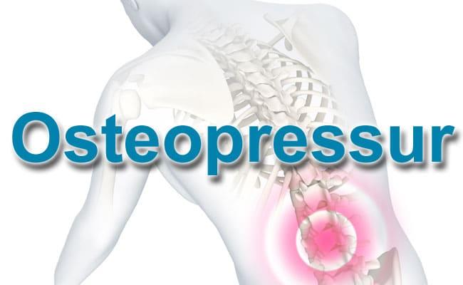 Osteopressur nach Liebscher & Bracht