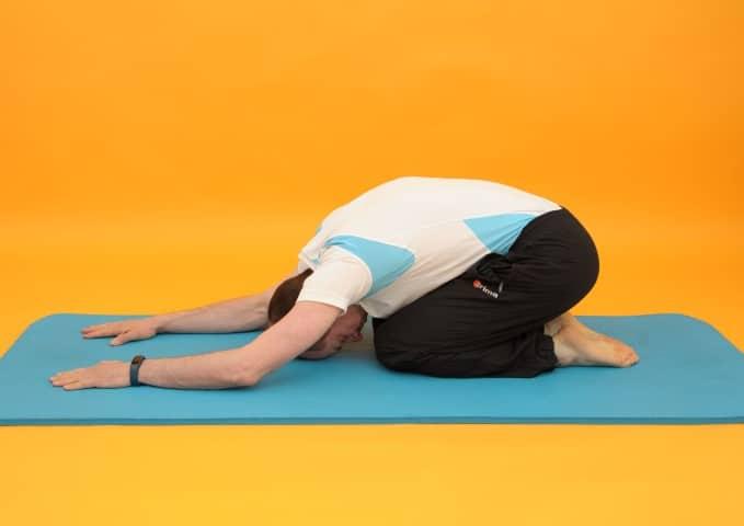 Rückenschmerzen unterer Rücken - Stellung des Kindes