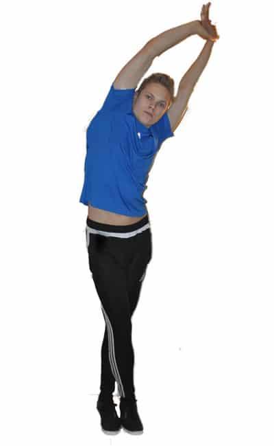 Faszientraining Rückenfaszie dehnen