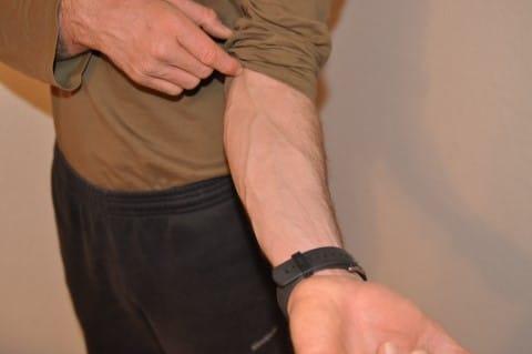 Geradehalter Rücken VITALFABRIK Blut abgeschnürt